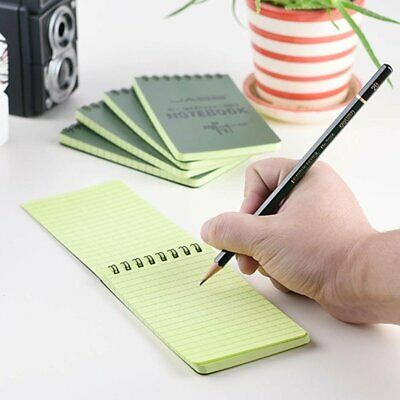 Tactical Army Notebook Waterproof Military Notebooks Outdoor Pocket Book Notepad
