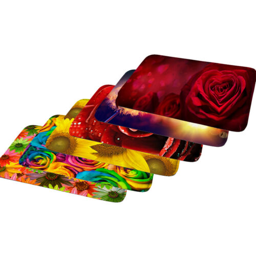 Floral Bathmat Room Doormat Waterabsorbing Soft Sink Rug Flo