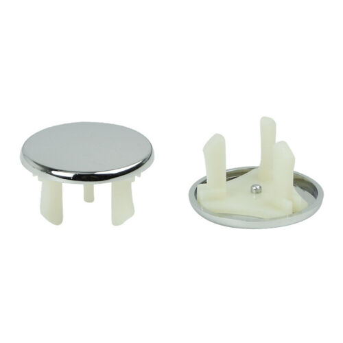 Bath Hardware Sets Bathroom Basin Sink Overflow Ring Six-foot Round Insert Chrome Hole Cover Cap Clients First Bathroom Fixtures