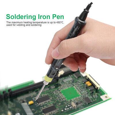 Pluma de soldador hierro eléctrica USB 5V 8W de soldadura con el...