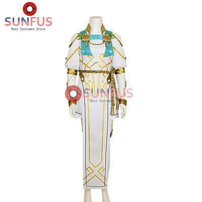 Halloween New Mercy Hero Winged Victory Cosplay Costume Game OW Adult Costume - Adults Halloween Games