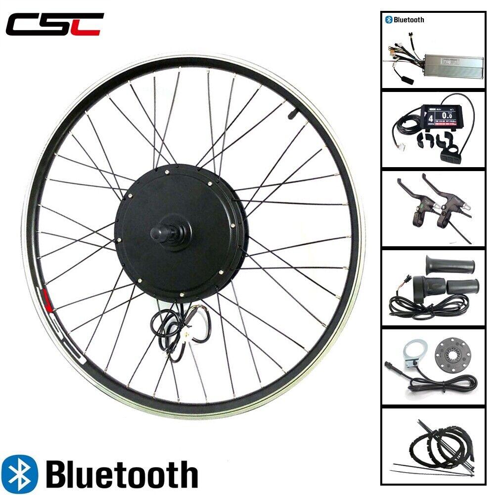 electric bike conversion kit 48v 1500w bluetooth