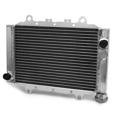 ATV ALUMINUM ENGINE COOLING RADIATOR FOR <em>YAMAHA</em> YFM 400 F GRIZZLY AUTO