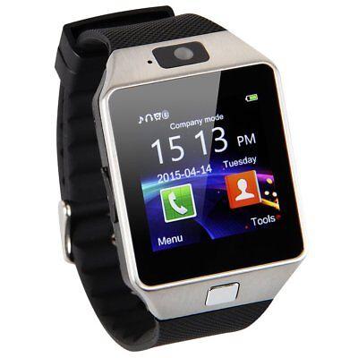DZ09 SmartWatch Armband uhr Bluetooth SIM Kamera Samsung Android iPhone