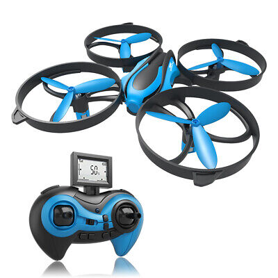 RCtown Mini Drone Light RC Quadcopter 3D 360° Flips Helicopter Toys Drones US