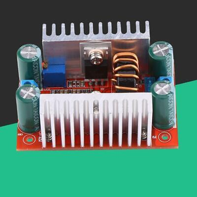 Dc Step-up Boost Converter Constant Current Power Supply 400w 15a Led Driver Usa