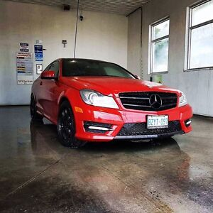 Mercedes Benz -C class - C350 - Panoramic - Amg Package -RWD