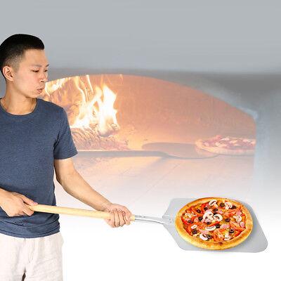 Aluminum Wood Pizza Peel (9/12