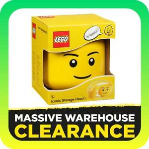 LEGO Iconic Storage Head - Large Tullamarine Hume Area Preview