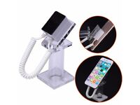 New Anti-theft Security Mobile Phone Display Stand Holder for Android iOS Phone
