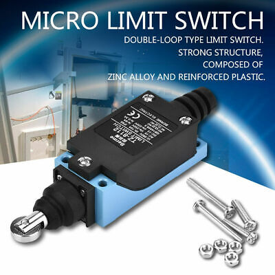 250v 6a Micro Switch Momentary Limit Miniature Switch Waterproof Auto Reset Kit