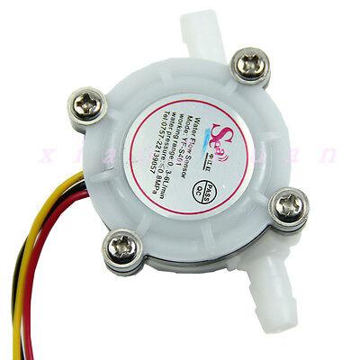 Flow Sensor Switch Meter Flowmeter Counter 0.3-6lmin 1pc Water Coffee New