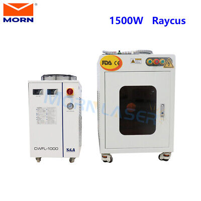 Handheld Fiber Laser Welding Welder Machine Raycus 1500w For Mould Machinery