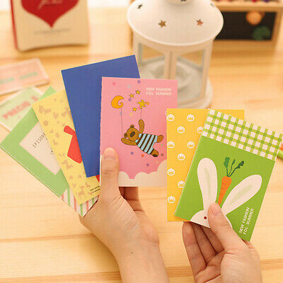 10-30 Pack Assorted Steno Memo Small Pocket Journal/Mini Diary/Notepads/Notebook](Small Notepads)