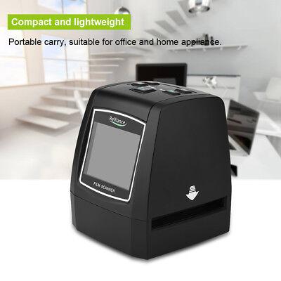 Scanner Photo Film Diapositives Négatifs 14MP/22MP 135/35/126/110/8mm USB