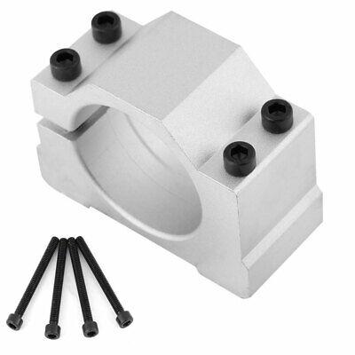 52mm- Cast Aluminium Spindle Motor Mount Bracket Clamp For Cnc Engraving Machine