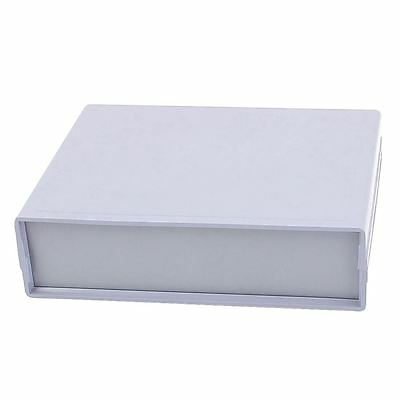 Plastic Electrical Enclosure Junction Box Case 152x120x42mm Light Grey I3a4