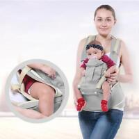 Baby Carrier Infant Toddler Adjustable Wrap Sling Newborn Baby Backpack