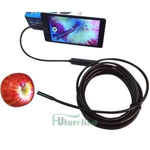 3-5m-LED-USB-Boroscopio-Endoscopio-impermeable-camara-de-inspeccion-5-5mm