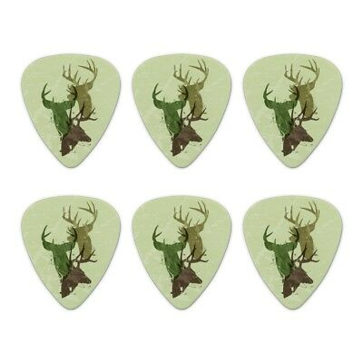 Set of 6 Fraggle Hunter Junior Gorg Fraggle Rock Novelty Guitar Picks Medium