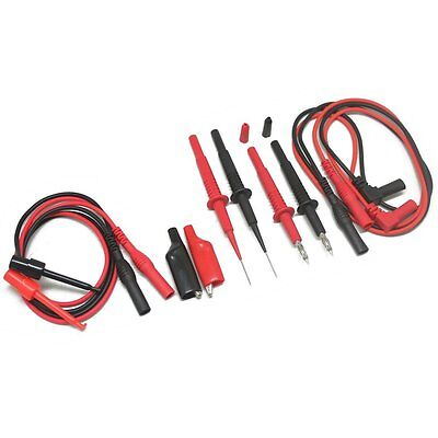 Aidetek Electrical Testers Test Leads Test Lead Kit Of Multi Meter Tester Tl809
