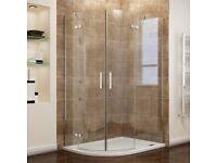 Qudrant shower enclosure 1200 x 800