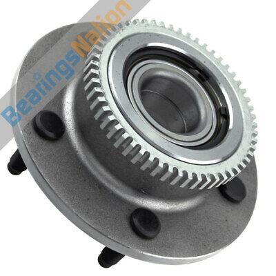 Premium Front Wheel Hub Bearing Assembly 515084 for Dodge Ram 1500 2001-00 New