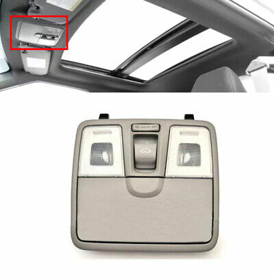 OEM Parts Overhead Console Lamp Assy Gray for HYUNDAI Veloster 2011-2017