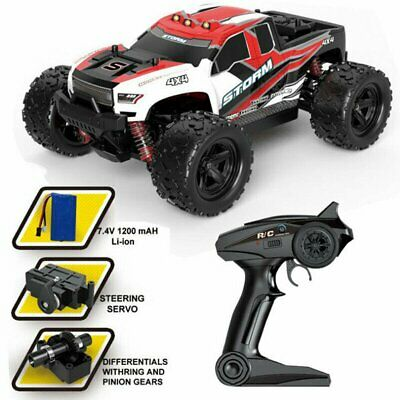 1:18 Off-Road Truck 2.4G 4WD RC Car Race Fast Remote Controlled High Speed Buggy 4wd Off Road Truck