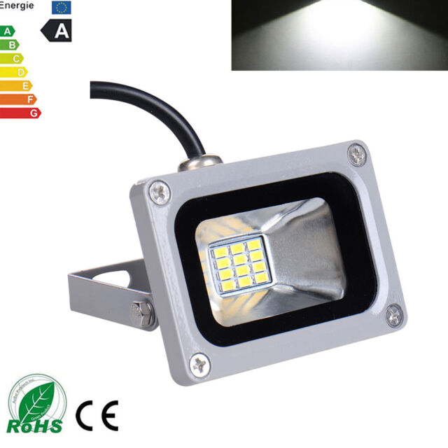10w led flood light cool white 12v floodlight outdoor security cool white 12v 10w security led flood light lamp outdoor landscape lights ip65 aloadofball Image collections