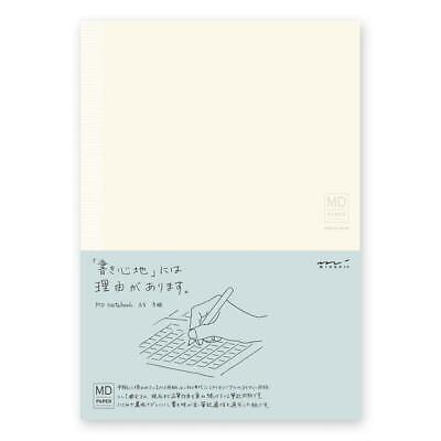 Midori MD Notebook - A5 Grid Paper
