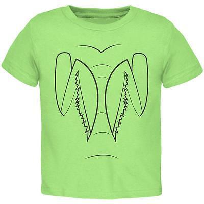 Halloween Praying Mantis Costume Toddler T Shirt