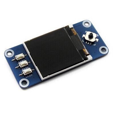 1.44inch Rgb Lcd Display Hat For Raspberry Pi 2b3b3bzerozero W 3.3v Spi