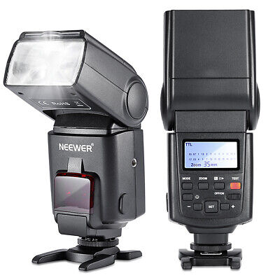 New HSS flash NW680 speedlite E-TTL for 7D 60D 50D 40D 30D 5D-Mark-II