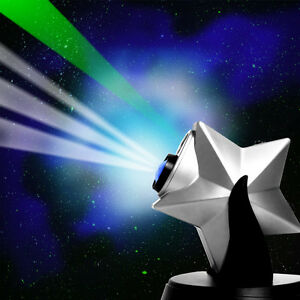 Laser Star Cosmos Twilight Projector Universe Galaxy Projection Mood Night Light
