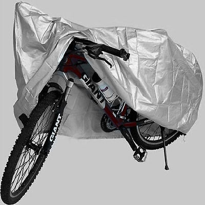 Bicycle Bike Cycling Rain Cover Dust Waterproof Garage Outdoor Scooter Protector