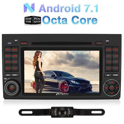 Für Benz Vito Viano W639 Android 7.1 Autoradio 32GB 2GB DVD GPS OBD2 DAB+ Kamera online kaufen