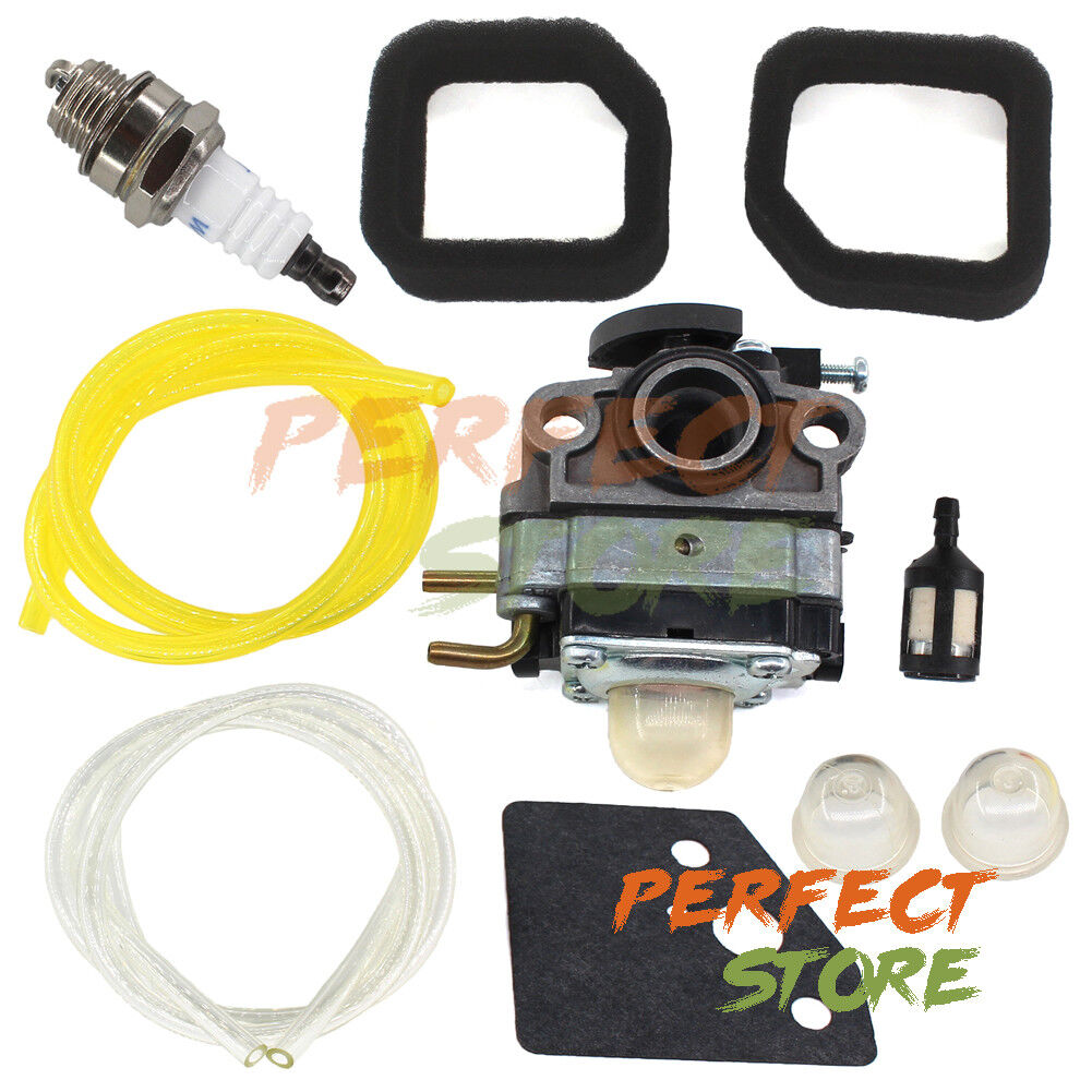 Carburetor For Ryobi Ry251ph Ry252cs Ry253ss Ry254bc Trimmer Air Fuel Filter Kit