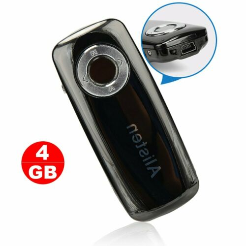 4GB Digital Audio Aufnahmegeräte Mini HD Sound Voice Recorder Pen Diktiergerät