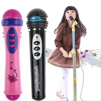 Creative Gifts Karaoke Singing Microphone Mic Music Toy For Child Girls Boys - Microphone Toy