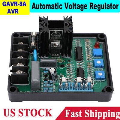 Generator Automatic 110220440v Gavr-8a Avr Voltage Regulator Module Equipment