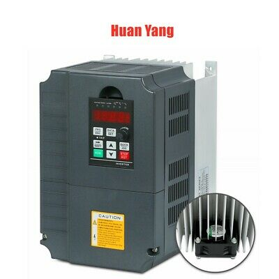 7.5kw 220v 10hp 34a Vfd Variable Frequency Drive Inverter For Cnc Top Quality