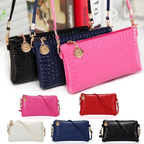 Leather Crossbody Women Shoulder Bags Fashion Messenger Bag Satchel Handbag