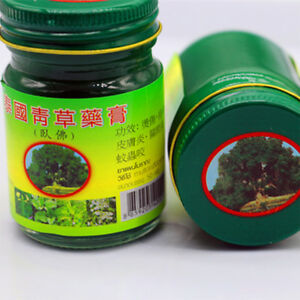 Tiger Thai Herbal Balm Strong Relief Pain Anti inflammatory Swelling Oil 50g