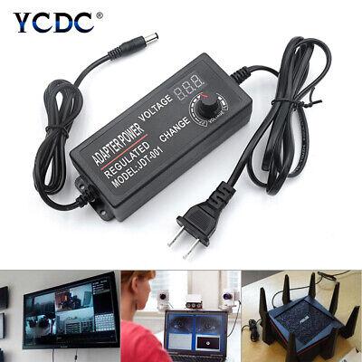 Universal Regulated Power Supply Adapter Multi-voltage Acdc 1-24v 3-12v 9-24v