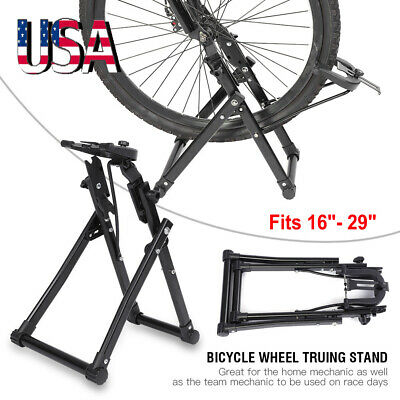 Fat Wheel Ready-New Park Tool Ts-2.2P Truing Stand-Blue-Powder Coated-29er