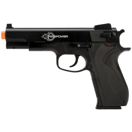 FirePower SoftAir .45 Spring Powered Airsoft Pistol w/ Metal Slide 16105