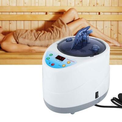 4L Sauna Steamer Pot SPA Steam Generator Smart Fumigation Machine RC Home 2000W