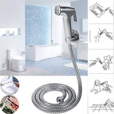 Bidet Hygienedusche Intimdusche Handbrause WC Wasserhahn Spraybrause Home DHL 01