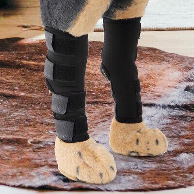 Dog Canine Front Leg Brace Paw Compression Wraps Protect Wounds Brace Pet S/M/L